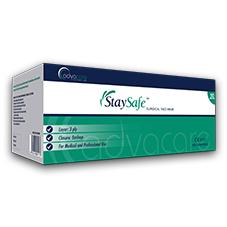StaySafe Medical Mask Packaging