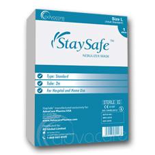 StaySafe Oxygen Mask Packaging