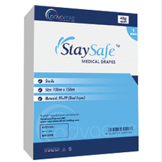 StaySafe Surgical Drape Packaging