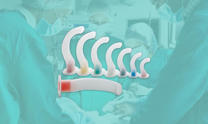 StaySafe Oropharyngeal Airway Packaging