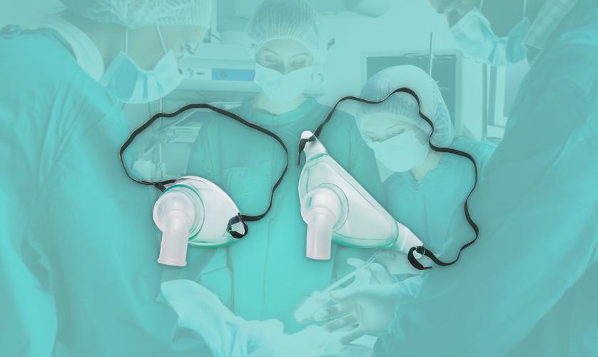 StaySafe Tracheostomy Mask Packaging