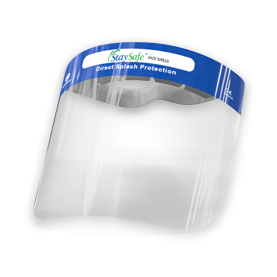StaySafe Face Shield Packaging